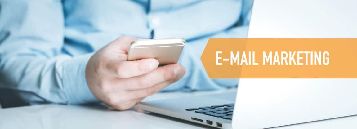 E-Mailmarketingkampagne mit CRM