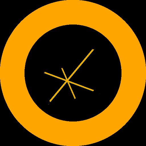 EES combit cRM Logo Orange