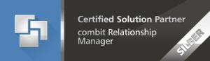 EES ist Solution Partner des combit cRM